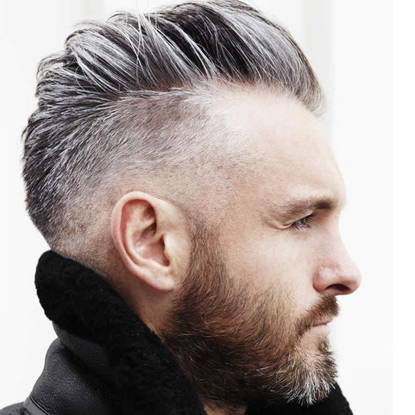 Hairstyles For Thinning Hair And Balding Men Plus When To Throw In